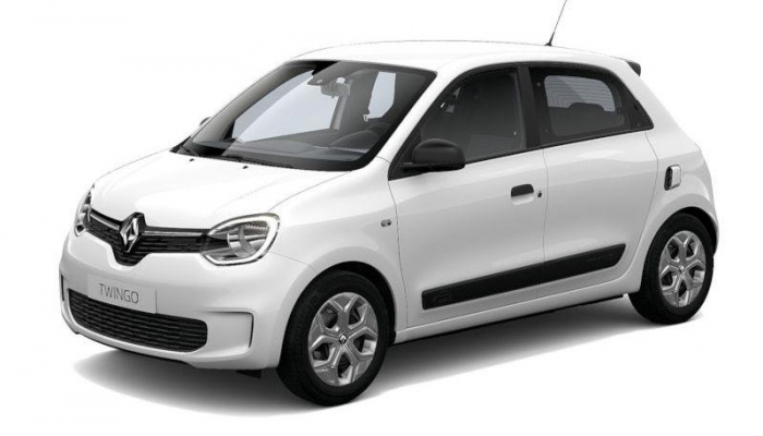 private lease renault twingo 3