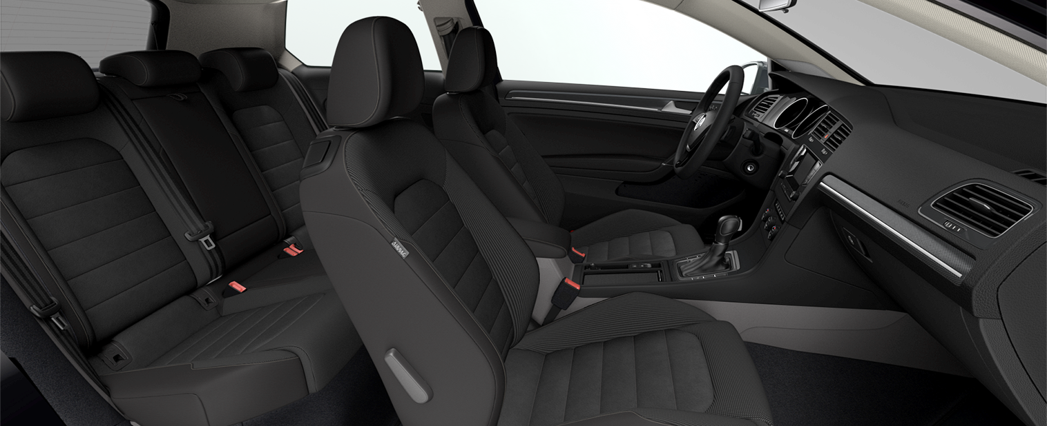 private-lease-volkswagen-golf-luxe-interieur
