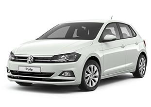 Volkswagen Polo comfortline Private lease
